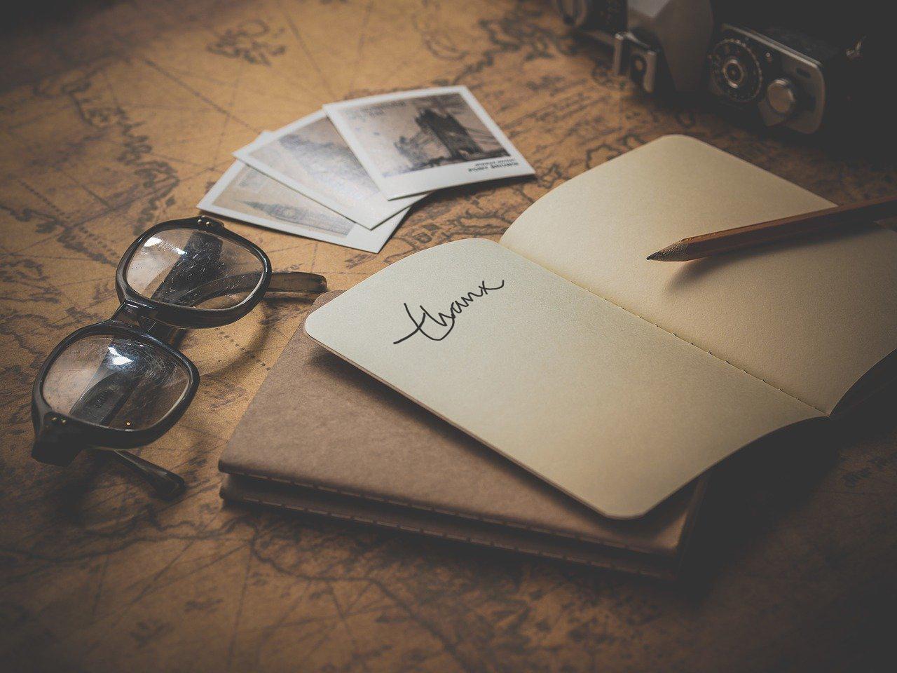 BEdankt briefje, testimonial Workshop poseren kun je leren