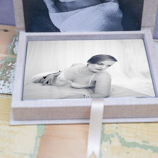 boudoir box, boudoir fotoshoot