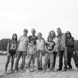 familie foto, portret, familie portret