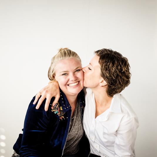 viora, studio, geef kanker een gezicht, kro interview